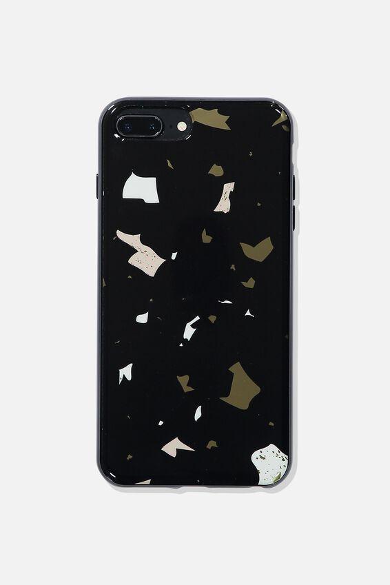 Printed Phone Cover 6,7,8 Plus, TERRAZZO
