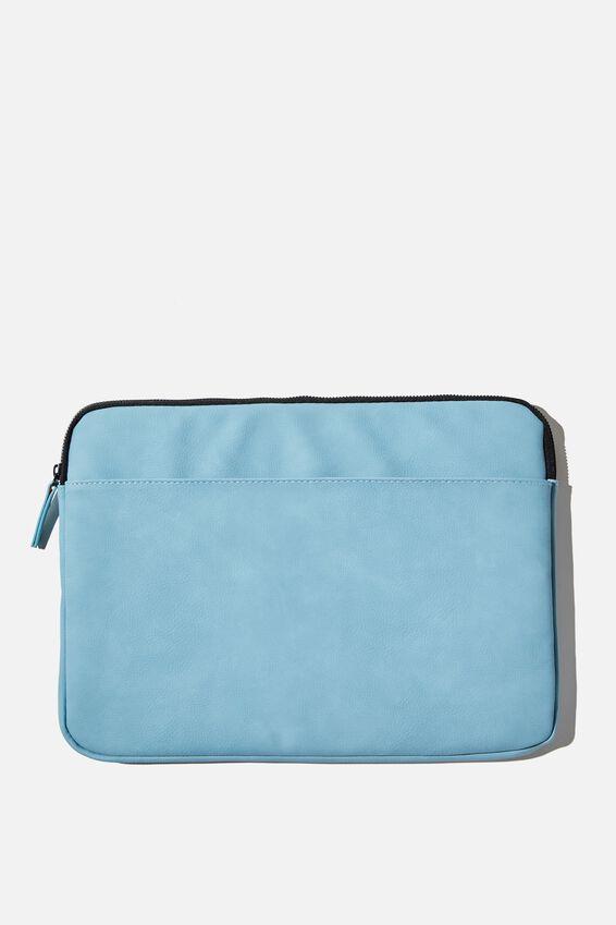 Core Laptop Cover 13 Inch, DENIM BLUE