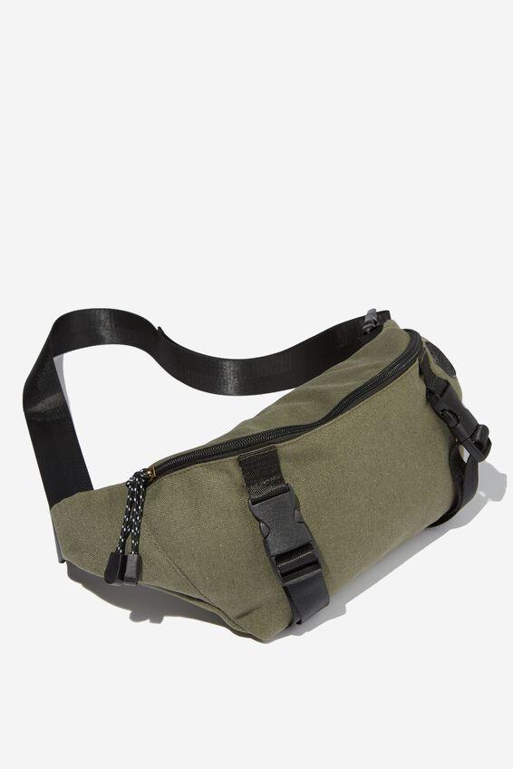 Bum Bag, SAGE CANVAS