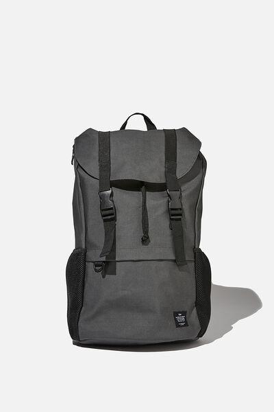 Explorer Backpack, WELSH SLATE