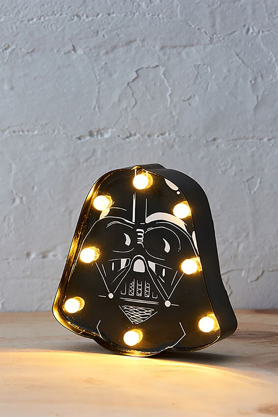 Star Wars Marquee Light, LCN DARTH VADER