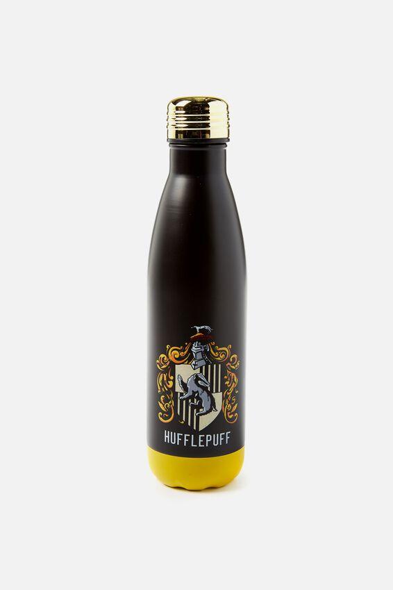 Harry Potter Water Bottle, LCN HUFFLEPUFF