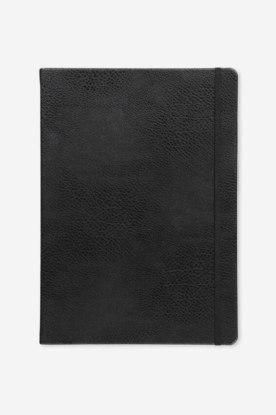 A4 Buffalo Journal, BLACK