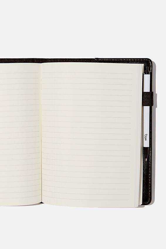 A5 Shaped Notebook, LCN WB HPO GLASSES