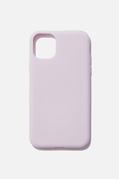 Slimline Recycled Phone Case Iphone 11, HEATHER