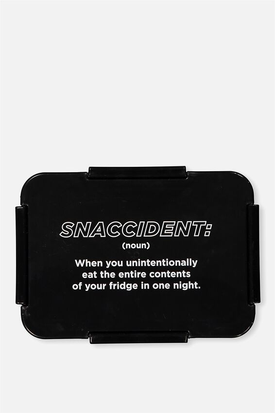 Rectangular Lunch Container,