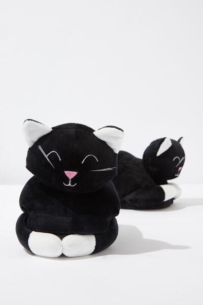 Novelty Slippers, CAT