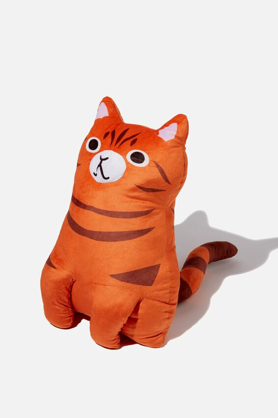 Get Cushy Cushion, KEVIN THE CAT