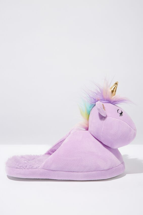 Novelty Slippers, NEW UNICORN