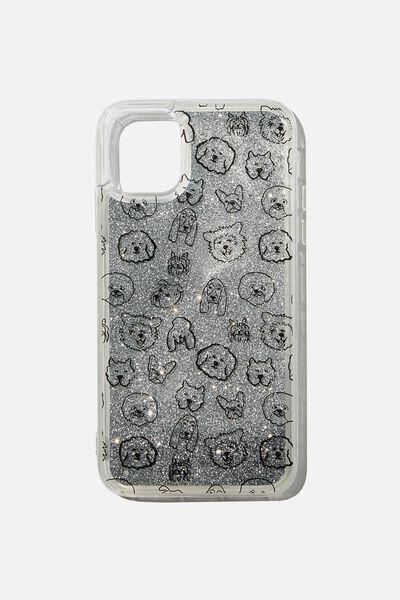 Shake It Phone Case Iphone 11, DOGS ILLUSTRATIONS