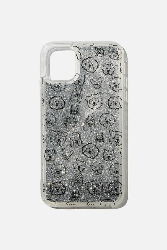 Shake It Phone Case Iphone 11, DOGS ILLUSTRATIONS