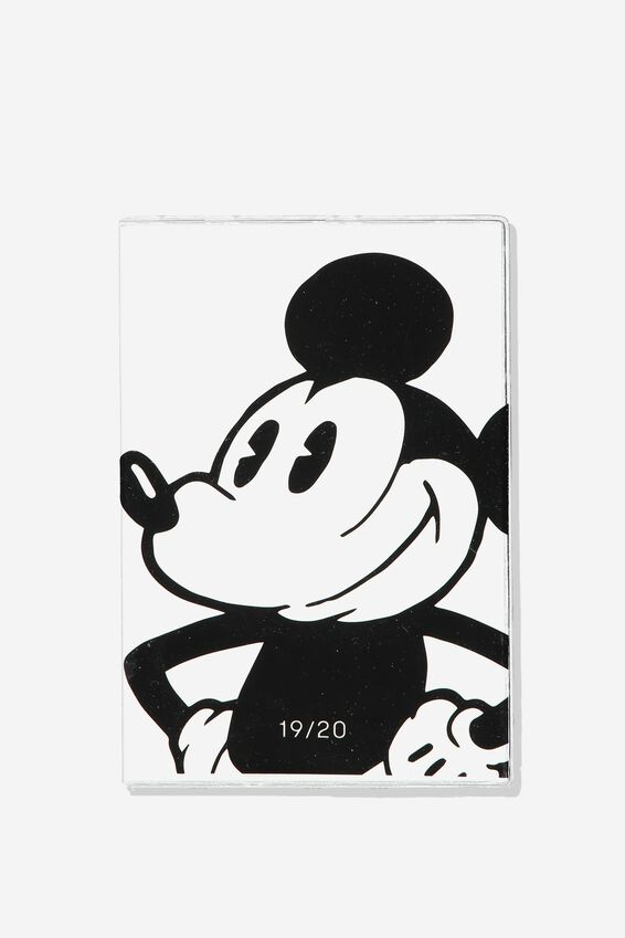 2019 20 A5 PVC Disney Diary, LCN DIS MICKEY