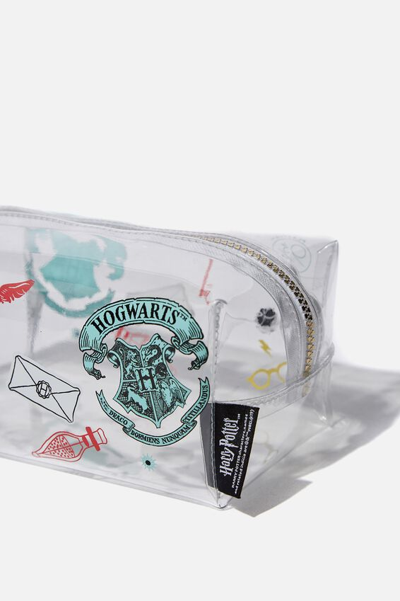 Harry Potter Made Up Cosmetic Bag, LCN HARRY POTTER STAMPS