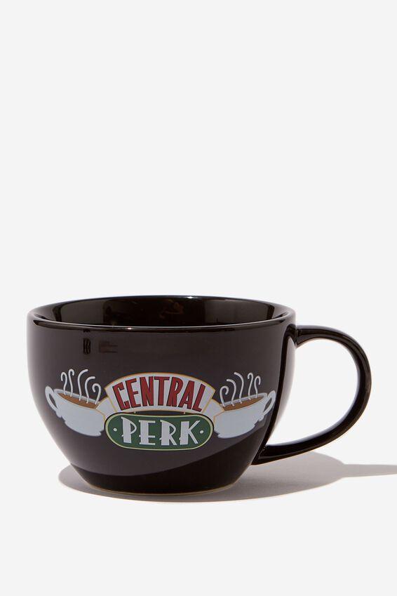 Friends Big Mouth Mug, LCN WB CENTRAL PERK