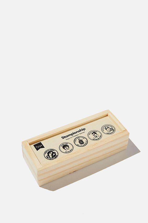 Stampionship 5Pk, COINS