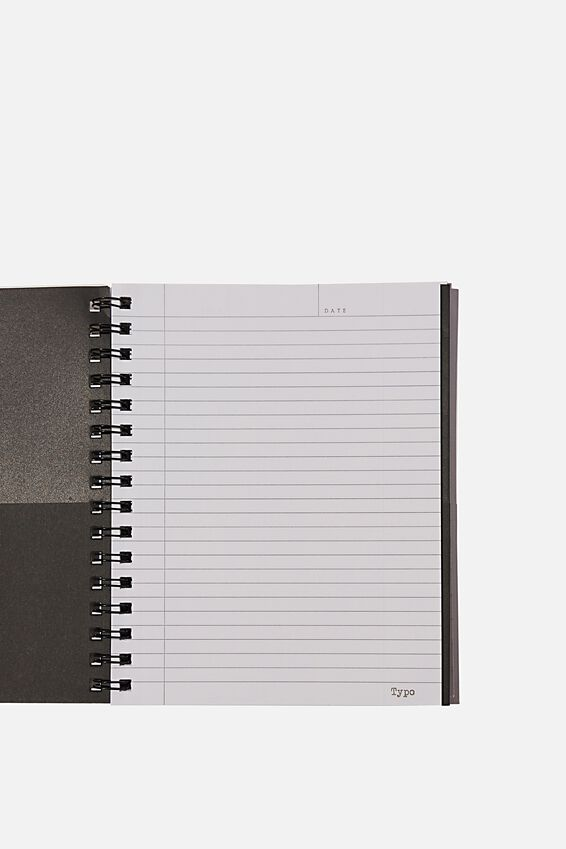 A5 Campus Notebook Recycled, THROW SHADE