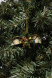 Resin Christmas Ornament, PTERODACTYL WITH LIGHTS