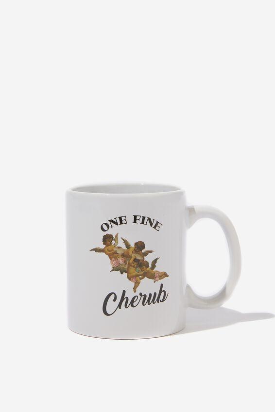 Anytime Mug, ONE FINE CHERUB