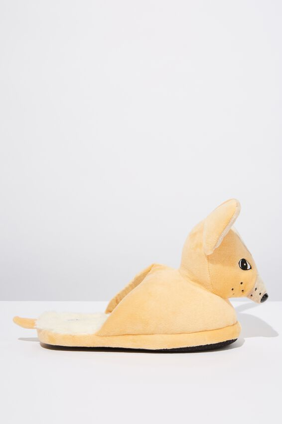 Novelty Slippers, FOX