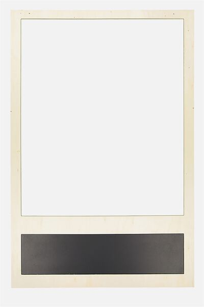Large Photo Frame Prop, NATURAL