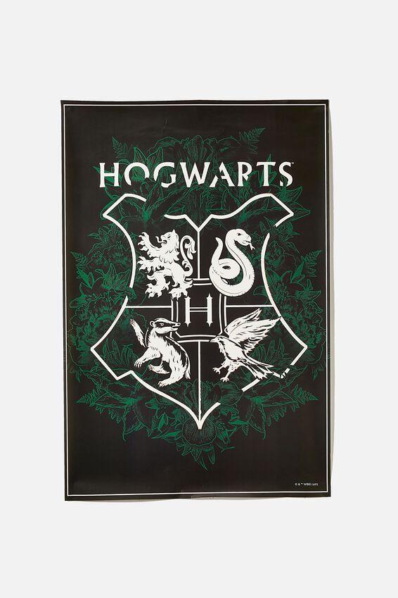 Harry Potter Poster, LCN WB HP HOGWARTS CREST