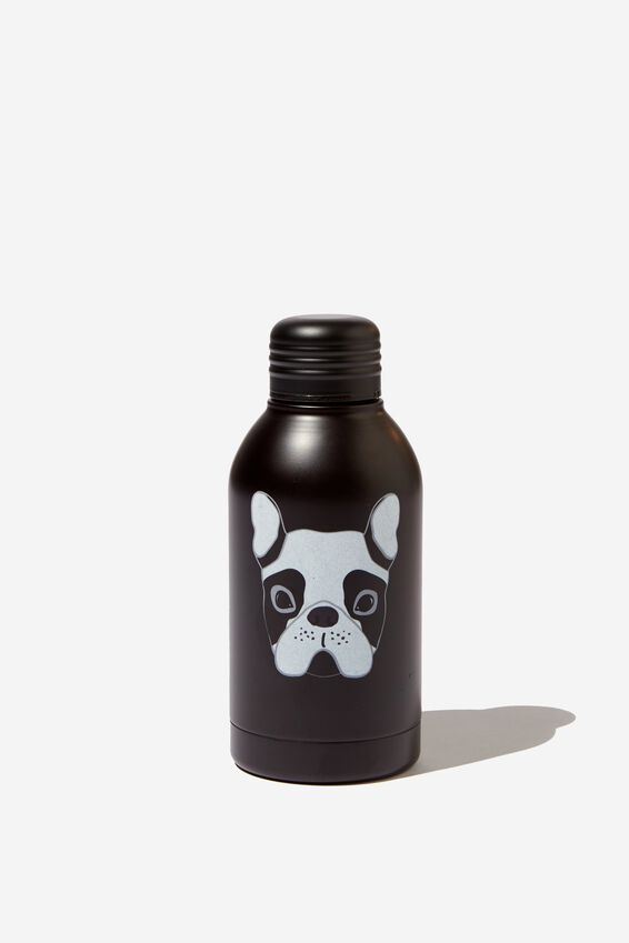 Mini Metal Drink Bottle, FRENCHIE