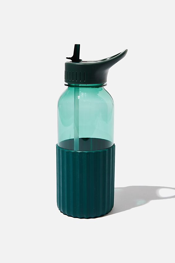 Premium Drink It Up Bottle, INCA DEEP GREEN
