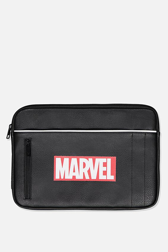 Marvel Take Charge Laptop Cover 13 Inch, LCN MARVEL LOGO