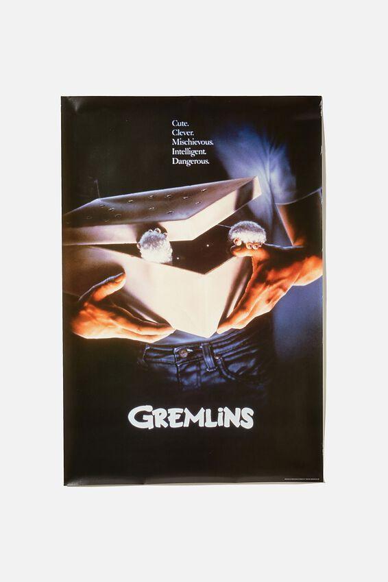 Gremlins Poster, LCN WB GREMLINS