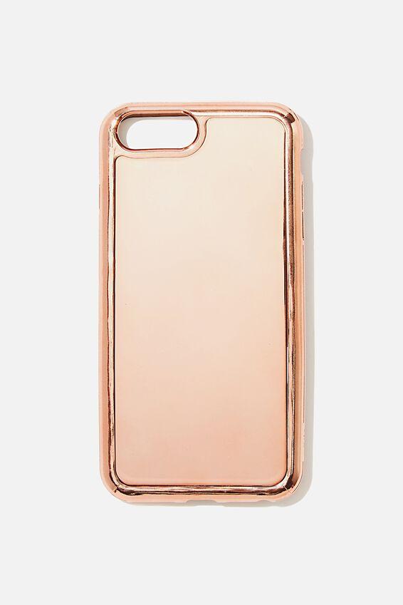 The Superior Phone Cover 6,7,8 Plus, ROSE GOLD