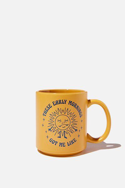 Daily Mug, EARLY MORNING