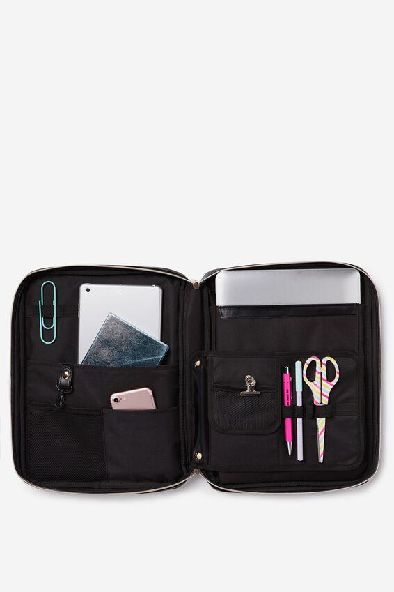 Mobile Laptop Folio, MARBLE