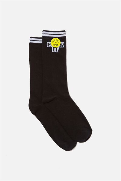 Socks, F#$K IT