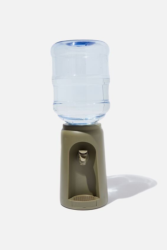 Desktop Water Dispenser, KHAKI
