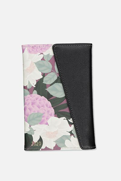 2020 Deluxe Diary, LILAC FLORAL