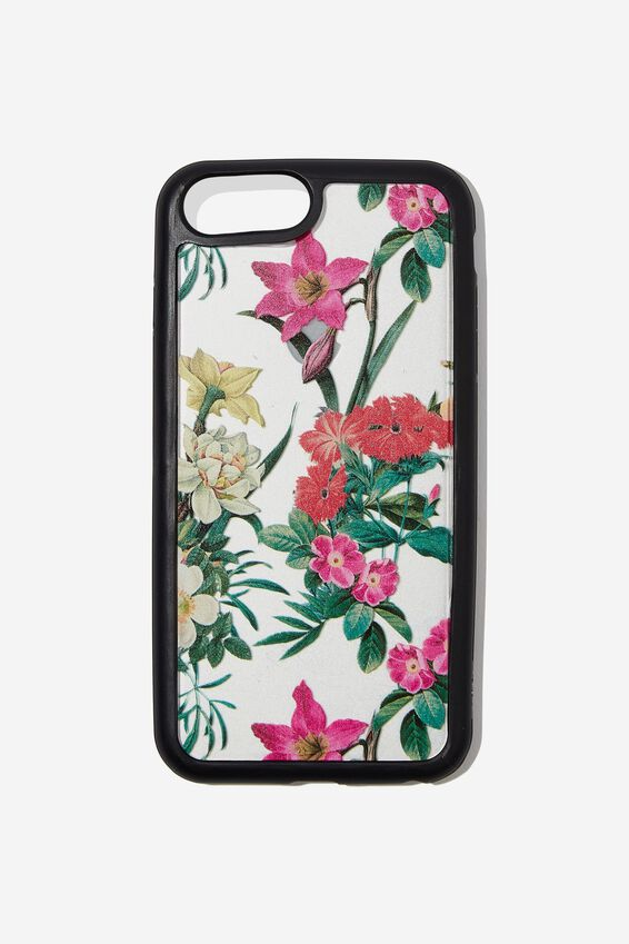 The Superior Phone Cover 6,7,8 Plus, BOTANIC FLORAL