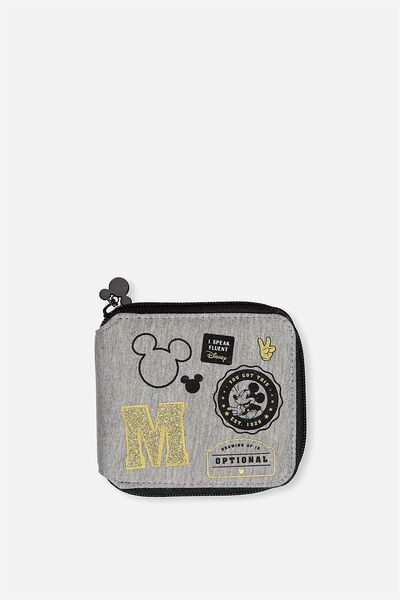 Everyday Wallet, LCN MICKEY BADGES