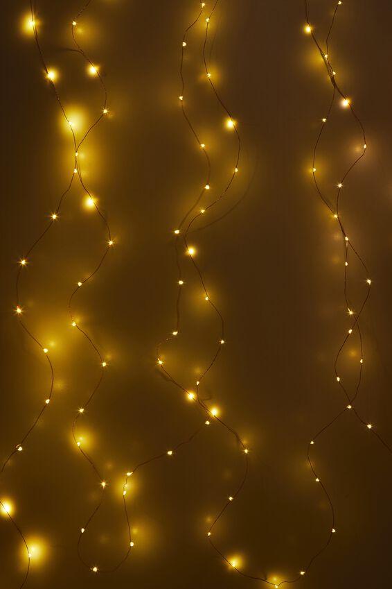 Twinkle Lights 30M, COPPER