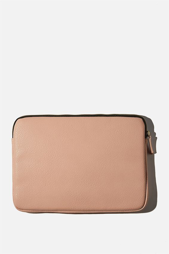 Core Laptop Cover 13 Inch, NUDE PINK