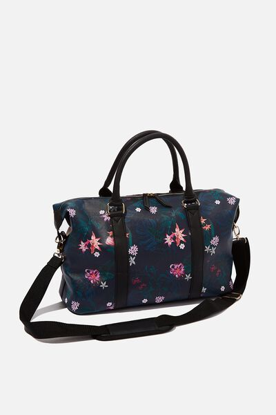 Weekend Away Duffel Bag Jungle Fl