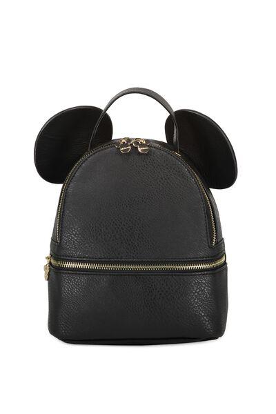 Mini Fashion Backpack, LCN MICKEY EARS