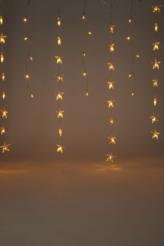 Cascading Lights, STARS