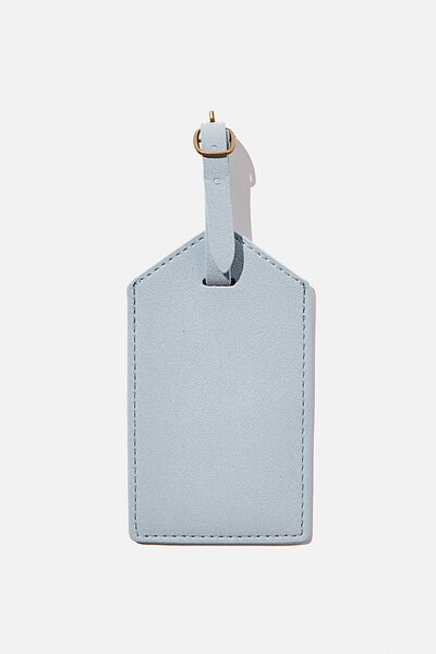 Bag Tag, HYACINTH
