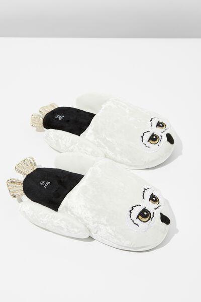 Novelty Slippers, LCN HP HEDWIG