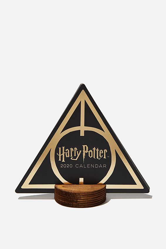 Harry Potter 2020 Shaped Calendar, LCN WB HPO HARRY POTTER