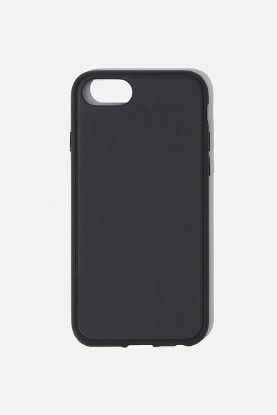 Protective Phone Case 6, 7, 8, SE, MATTE BLACK