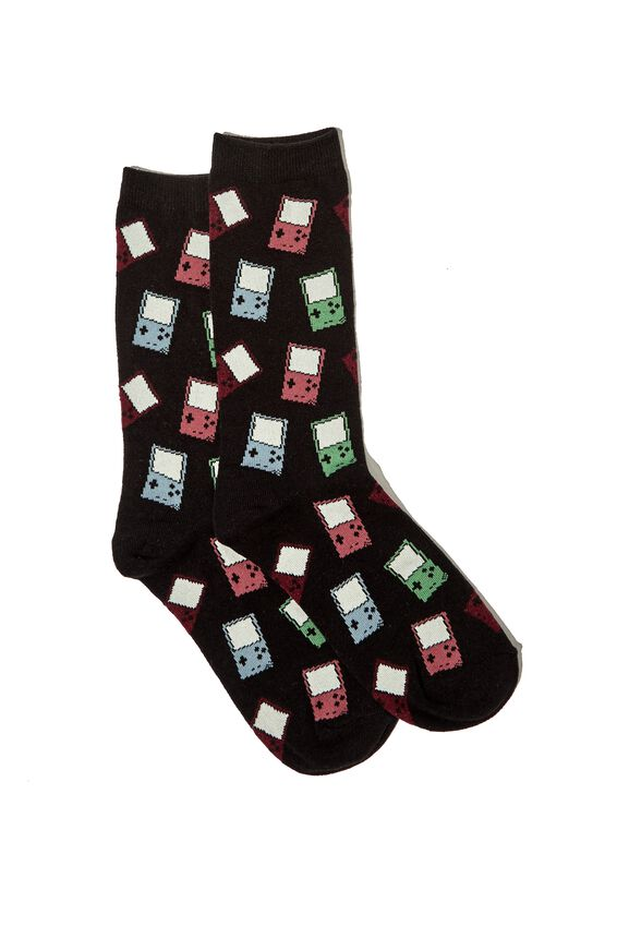Novelty Socks, RETRO GAMERS
