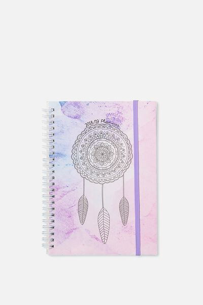 2018 19 Spinout Diary, DREAMCATCHER
