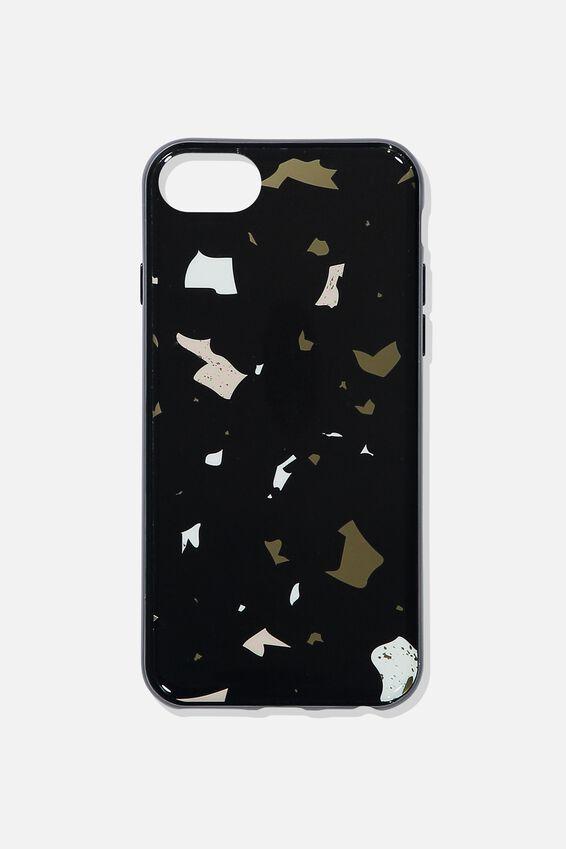Printed Phone Cover Universal 6,7,8, TERRAZZO