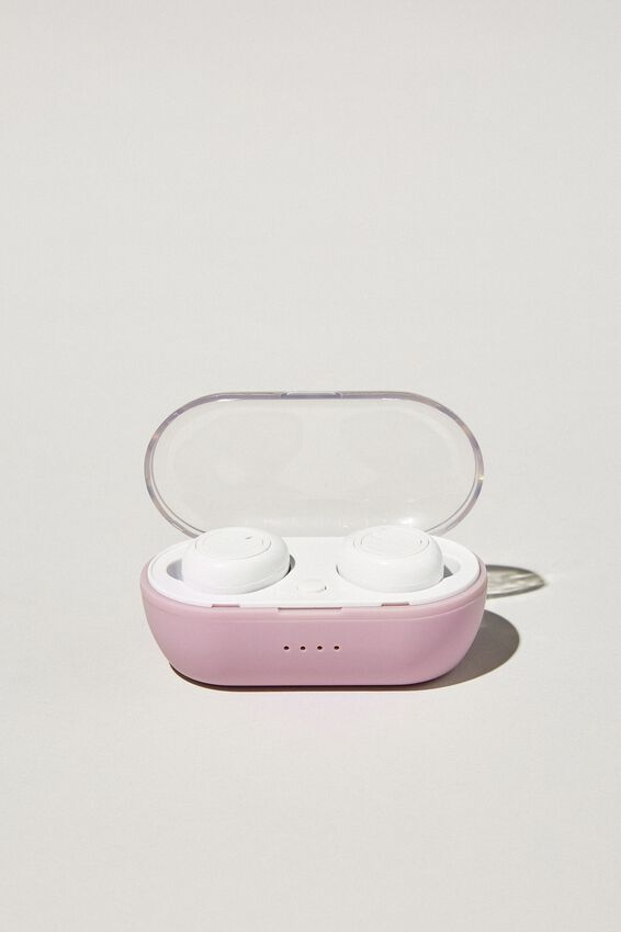 Wireless Earbuds, HEATHER